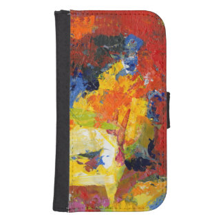 Race Day Samsung S4 Wallet Case