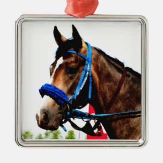 Race Horse ornament