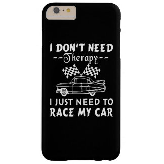 Race my car barely there iPhone 6 plus case