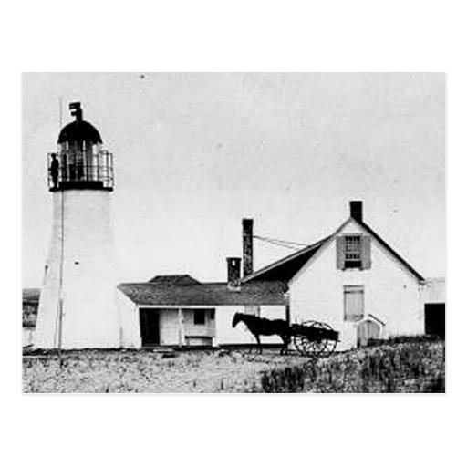 Race Point Lighthouse 2 Post Card