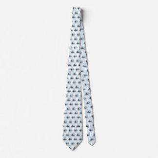Race Rock Lighthouse - In A Lighter Tone Tie