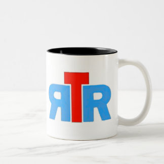 Race The Rocket Mug