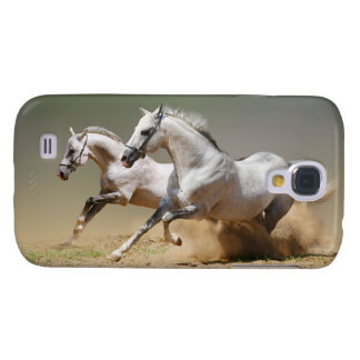 Race the Wind Horses Galaxy S4 Case