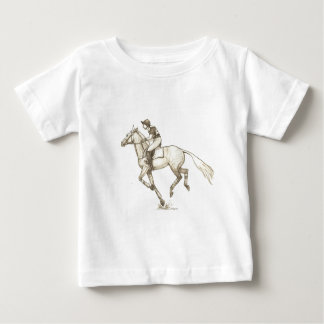 RACE TO FINISH Cross-Country Eventing Tshirt