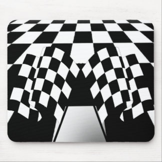 Race You Home Mouse Mat