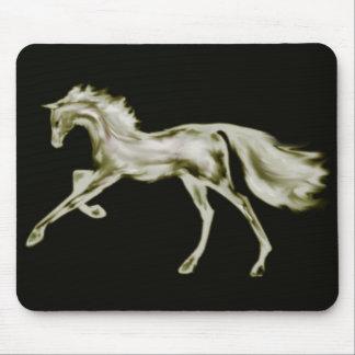 Racehorse Greats ~ Silver Deco Mousepad
