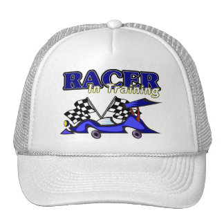 Racer In Training Hat