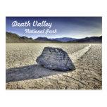 Racetrack Playa in Death Valley Postcard