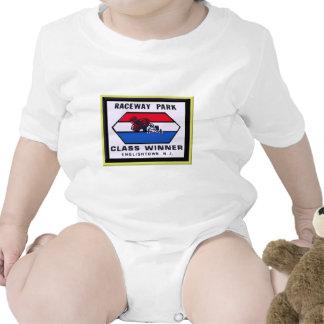 Raceway Park Baby Bodysuit