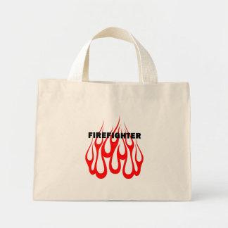 Racey Flames FF Mini Tote Bag