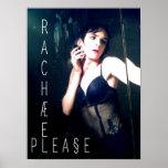 Rachael Please Poster