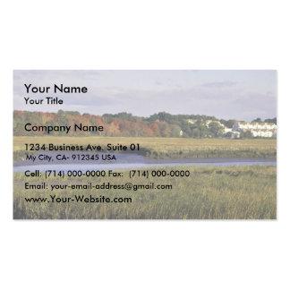 Rachel Carson National Wildlife Refuge, Maine Business Card Template