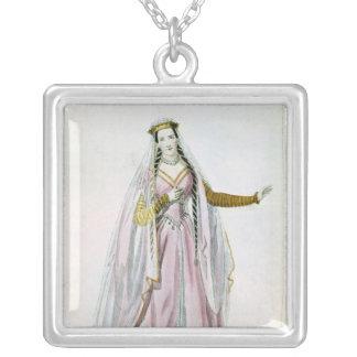 Rachel in the role of Chimene Custom Necklace