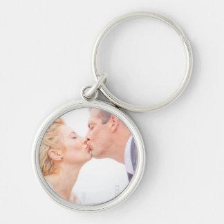 Rachel & John's Wedding Keychain