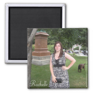 Rachelle - Grade 8 Graduation Magnet