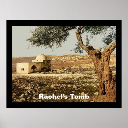 Rachel's Tomb Print