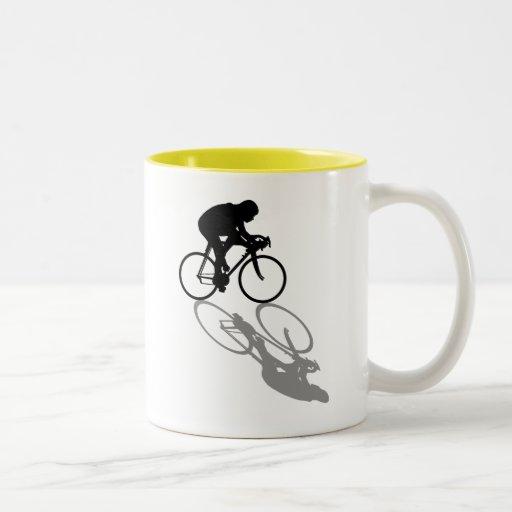 Racing Bike Cyclists Cycling Sports fan gift Mug