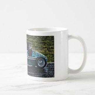 Racing Car Art Mug No 2