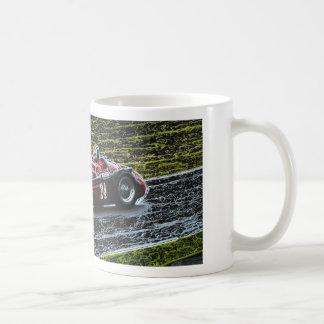 Racing Car Art Mug No 4