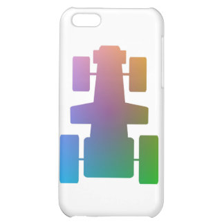 Racing car iPhone 5C cover
