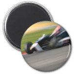 Racing Car Magnets