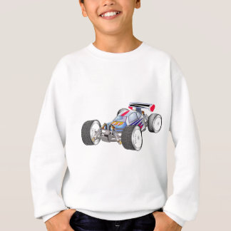 Racing Car Sweatshirt