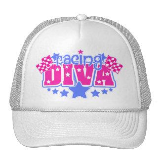Racing Diva Trucker Hat