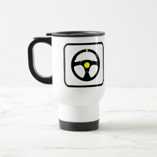 Racing Driver Pro Travel Mug