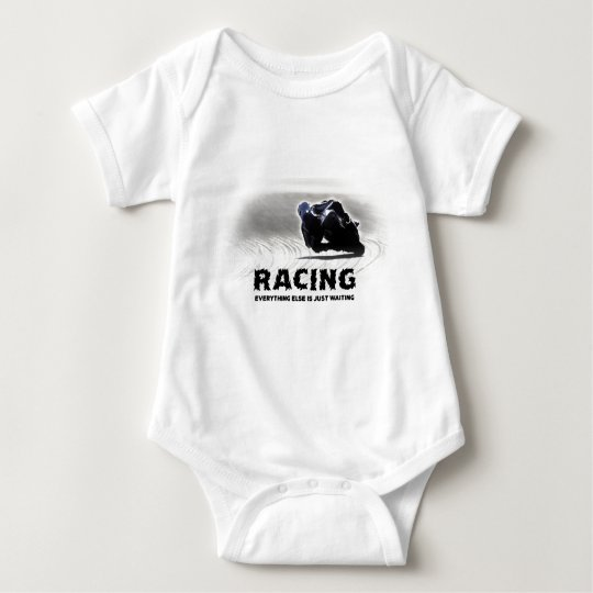 Racing - everything else is just waiting baby