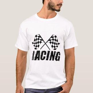 Racing Flags Design T-Shirt