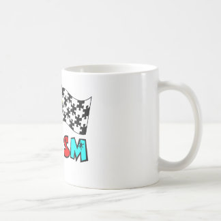 Racing for Autism Mug