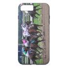 Racing from Historic Saratoga Race Course iPhone 8 Plus/7 Plus Case