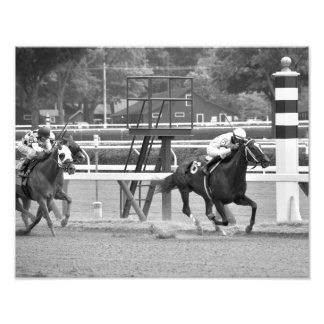 Racing from Historic Saratoga Race Course Photo
