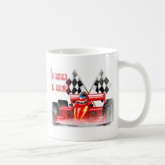 Racing Gear Basic White Mug