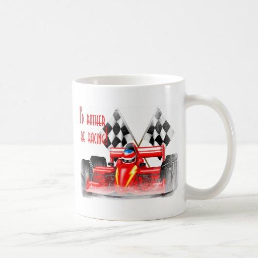 Racing Gear Coffee Mugs