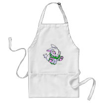 Racing green Cybunny aprons
