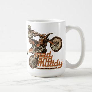 Racing madness coffee mugs