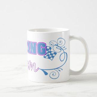 Racing Mom Coffee Mugs