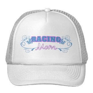 Racing Mom Trucker Hats