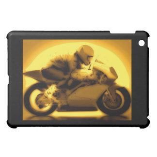 Racing Motorcycle iPad Mini Cover