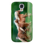 Racing Palomino Horse iPhone 3G Case Galaxy S4 Case
