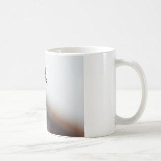Racing pigeon coffee mug