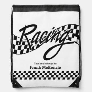 Racing Cinch Bag