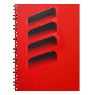 Racing Strakes Notebook