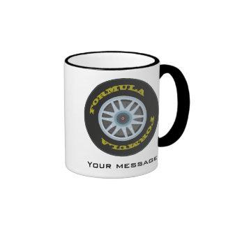 Racing Tyre Coffee Mugs