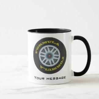 Racing Tyre Mug