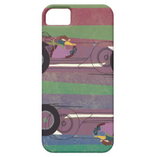 Racing Vintage Car Duck Iphone Cover version versi iPhone 5 Cases