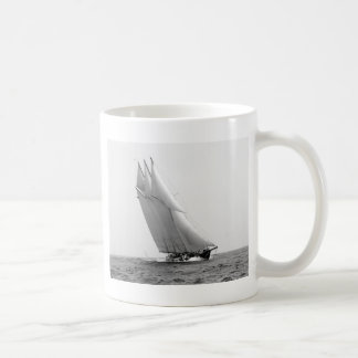 Racing Yacht Atlantic, 1904 Coffee Mug