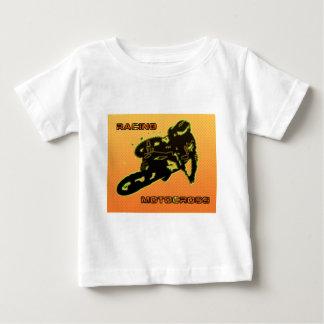 RACINGMOTOCROSSamarillo Baby T-Shirt