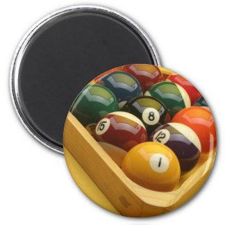 Rack 6 Cm Round Magnet